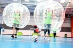 ZORB FOOTBALL STAGS