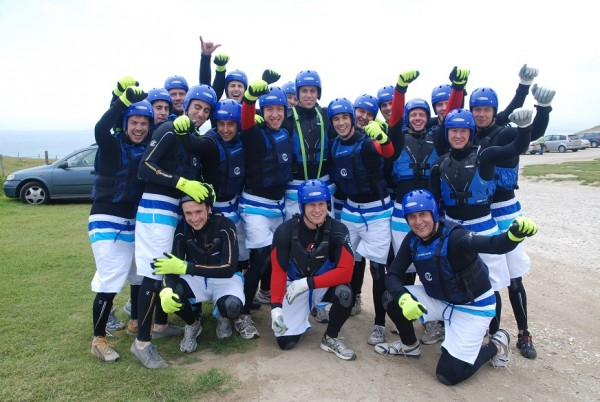 COASTEERING STAGS