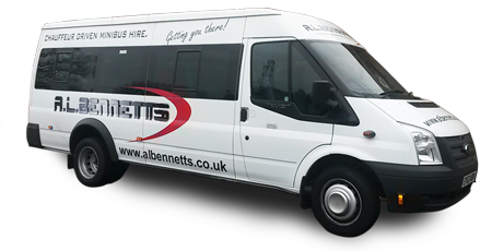MINIBUS ACTIVITY TRANSFERS STAGS
