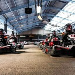 GO KARTING INDOOR STAGS
