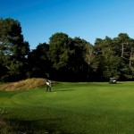 GOLF BOURNEMOUTH STAGS