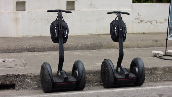 SEGWAY TOURS BOURNEMOUTH HENS