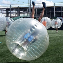 BUBBLE  FOOTBALL BOURNEMOUTH HENS
